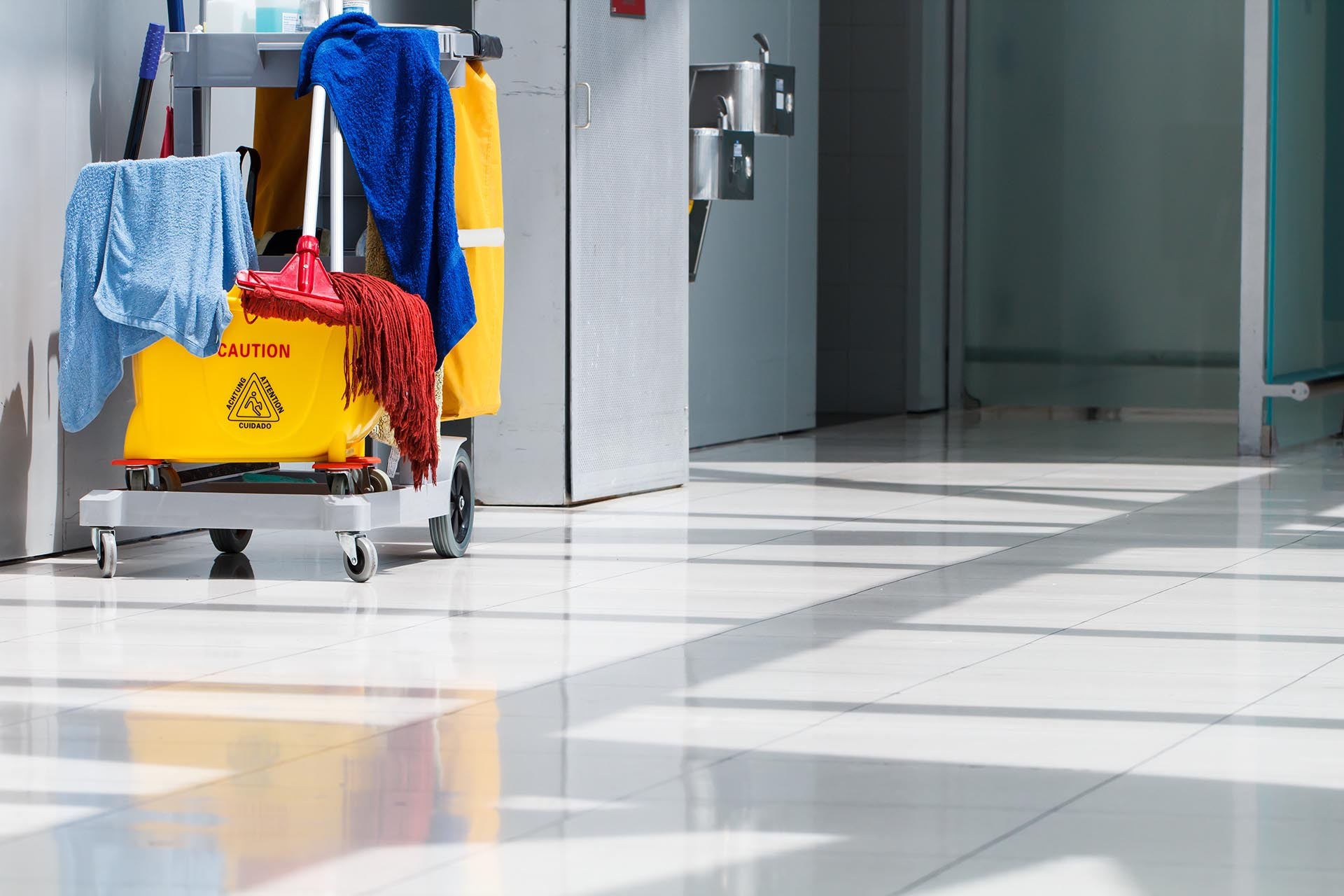 Industrial Cleaning Tips For Businesses